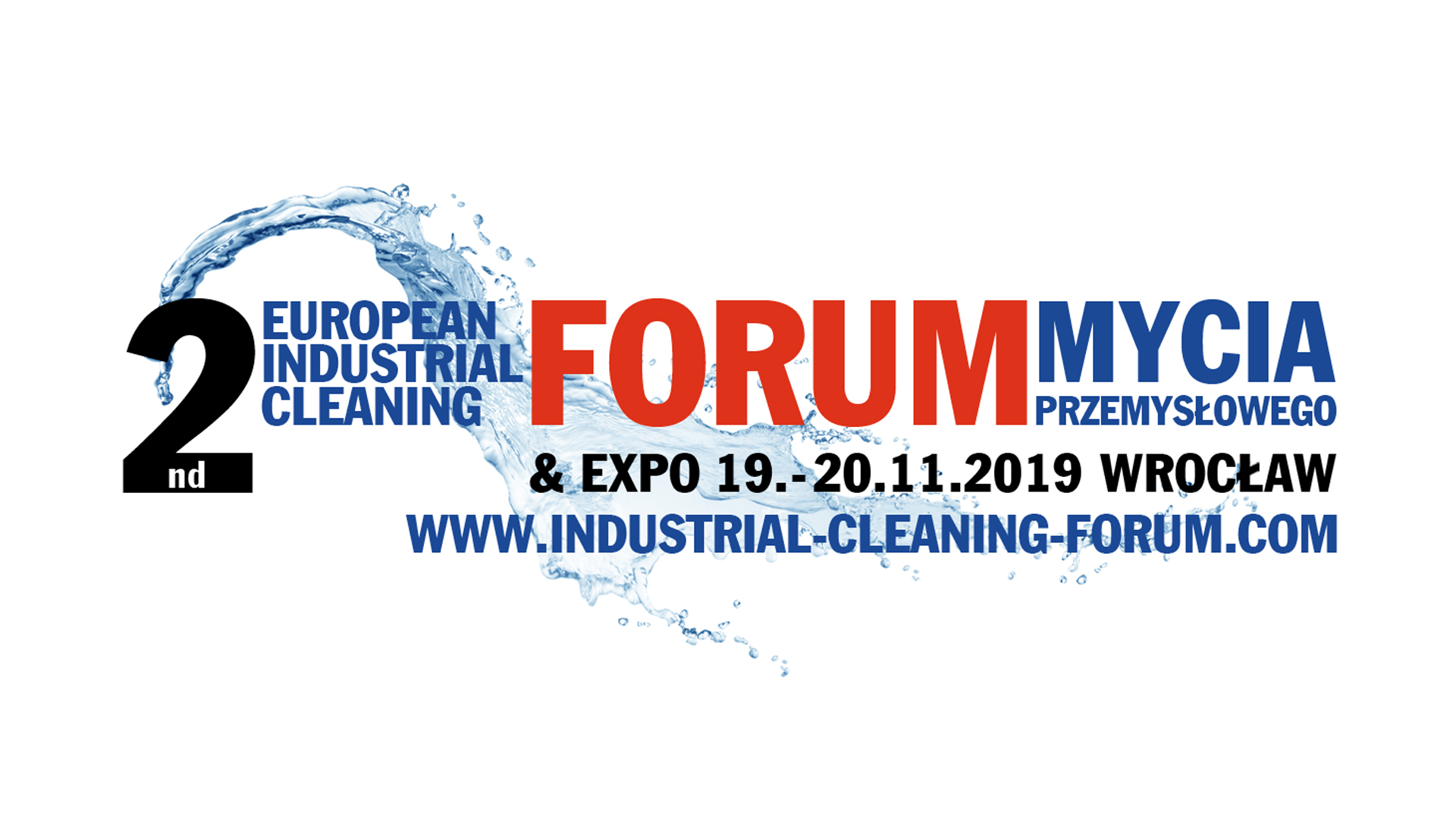 European Industrial Cleaning Forum 2018