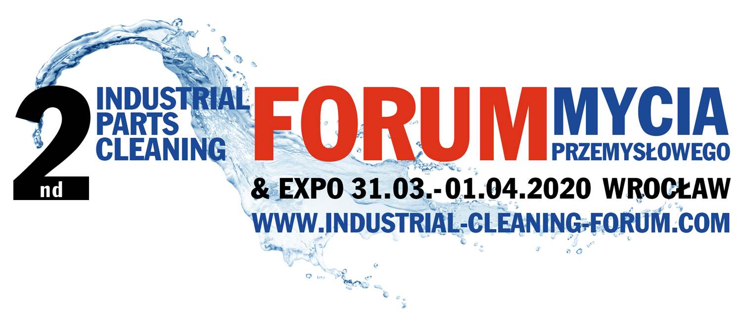 Industrial Parts Cleaning Forum 2020